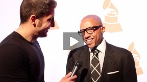 Kevin Liles at the Recording Academy Honors