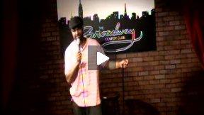 Comedian Hates Shark Victims