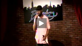 Comedian Jokes about NYC Homeless