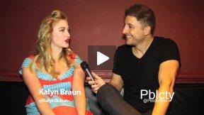 Kalyn Braun of