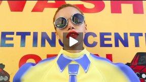 Peiran Gong - A Fashion Film by Noëmie Bottiau for VOLT Magazine; Fashion as Art, Art as Fashion