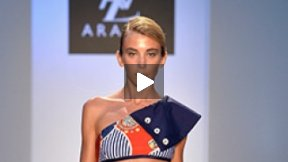 A.Z ARAUJO 2014 SWIMWEAR RUNWAY SHOW ● MERCEDES-BENZ FASHION WEEK MIAMI #MBFWSWIM