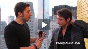 Prince Lorenzo Borghese at the Animal USA Aid Benefit