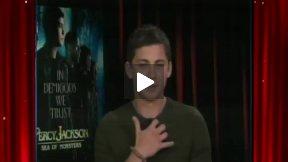 Logan Lerman Interview for