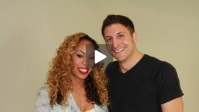 #InTheLab with Sanya Richards-Ross