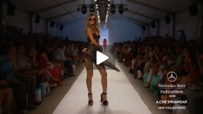 A.CHÉ 2014 SWIMWEAR RUNWAY SHOW ● MERCEDES-BENZ FASHION WEEK MIAMI #MBFWSWIM