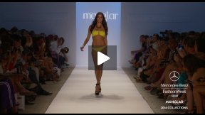 MANGLAR 2014 SWIMWEAR RUNWAY SHOW ● MERCEDES-BENZ FASHION WEEK MIAMI #MBFWSWIM