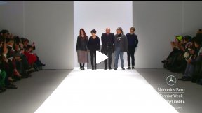 CONCEPT KOREA FALL 2013 RUNWAY SHOW ● MERCEDES-BENZ FASHION WEEK NYC #MBFW