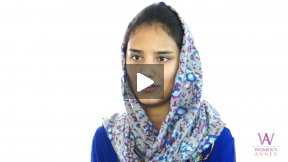 گفتگو با فاطمه حیدری در مورد تحصیلات در ایالات متحده آمریکا و وبلاگ نویسی
