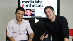 #InTheLab w Dr. Mike Dow from VH1's Couples Therapy