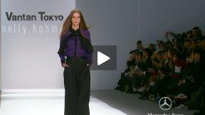 THE #MBFW VANTAN TOKYO FALL 2013 FASHION SHOW MERCEDES-BENZ FASHION WEEK NYC