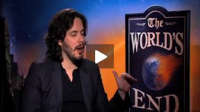 """Edgar Wright Interview for """"The World's End!'  He Teases Us About """"Ant Man!"""""""