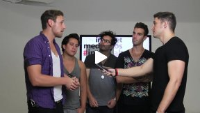 #InTheLab w American Authors