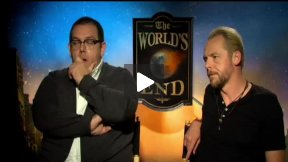 """""""The World's End"""" Movie Review and """"The Frozen Ground"""""""