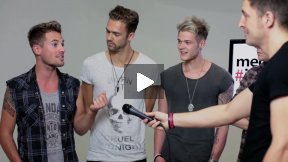 #InTheLab w UK Pop Sensation Lawson
