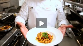 CHEF'S TABLE with RICCARDO: Neapolitan Cuisine (Pasta!)