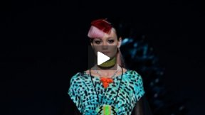 MERCEDES-BENZ FASHION WEEK AUSTRALIA SPRING ○ SUMMER 2013/14 EMMA MULLHOLLAND RUNWAY SHOW MBFWA