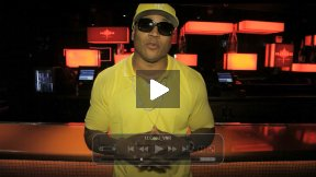 LL Cool J at Ditch Saturdays at Palms Hotel & Casino