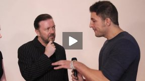 #InTheLab w Ricky Gervais at the