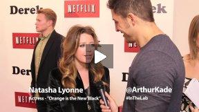 #InTheLab w Natasha Lyonne on the