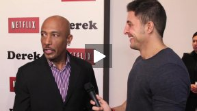 #InTheLab w Montel Williams on the