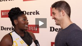 #InTheLab w Danielle Brooks on the