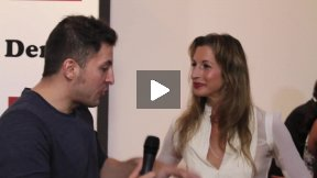 #InTheLab w Alysia Reiner at the