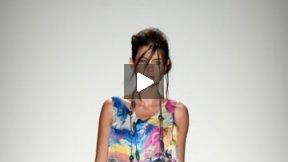 MERCEDES-BENZ FASHION WEEK SPRING 2014 KATYA LEONOVICH FASHION SHOW #MBFW NEW YORK CITY