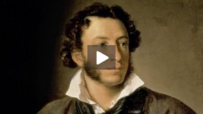 Young Pushkin / Юность поэта