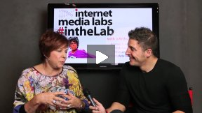 #InTheLab with Vicki Lawrence