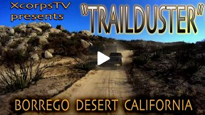 Xcorps Action Sports Music Presents TRAILDUSTER