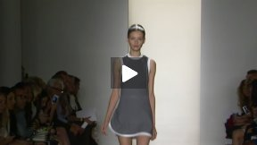 MADE Fashion Week Presents the Louise Goldin Runway Show in New York City