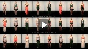 Cristina Sabaiduc - SS12