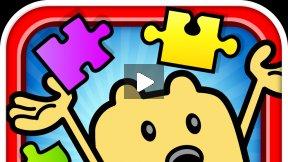 Wubbzy's Puzzles App Trailer