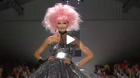 MERCEDES-BENZ FASHION WEEK BETSEY JOHNSON SPRING 2014 FASHION SHOW #MBFW NEW YORK CITY