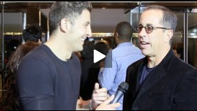 #InTheLab w Jerry Seinfeld at the