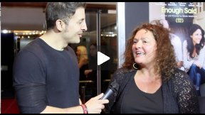 #InTheLab w Actress Aida Turturro at the