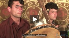 Traditional Music of Afghanistan