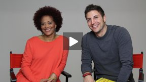 #InTheLab w Author Terry McMillan