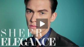 Sheer Elegance - L'Officiel Hommes Thailand