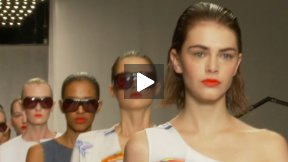 LONDON FASHION WEEK FASHION EAST SPRING SUMMER 2014 FASHION SHOW #LFW