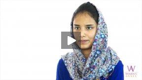 مصاحبه با فاطمه حیدری