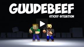 Minecraft Animation - GuudeBeef - Sticky Situation