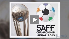 Afghanistan's Victory in the 2013 SAFF Championship