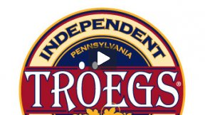 Two Brothers and a cannon: Troeg's Brewing.