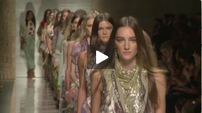 MILAN FASHION WEEK ETRO SPRING SUMMER 2014 FASHION SHOW #MFW