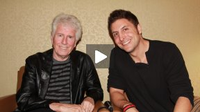 #InTheLab with musician Graham Nash