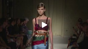 MILAN FASHION WEEK AQUILANO • RIMONDI SPRING SUMMER 2014 FASHION SHOW #MFW