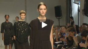 PARIS FASHION WEEK DAMIR DOMA SPRING SUMMER 2014 FASHION SHOW #PFW