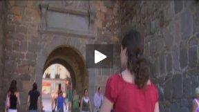 Andén8. Los Secretos de Ávila. La muralla y sus puertas